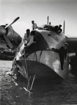 TEAL Mechanics Bay Base; Whites Aviation Limited; 18 Oct 1949; 14-6693