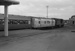 Photograph of suburban train at station; Les Downey; 1972-1976; 14-4070