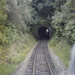 Photograph of Waitakere tunnel; Les Downey; 1972-1976; 14-4195