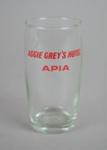 Glass [Souvenir]; Aggie Grey's Resort (estab. 1933); 2004.506