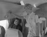 NAC hostess; Mannering and Associates Limited; Circa 1963; 08/117/013