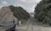 Photograph of rail line, Opua; Les Downey; 1972-1976; 14-4089