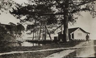 New Zealand Flying School; P. A. Kusabs; 1910s; 07/080/122