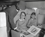 Air New Zealand promotional photograph; Unknown Photographer; 1966; 14-6120