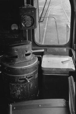 Photograph of DA diesel locomotive; Les Downey; 1972-1976; 14-1188