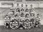 [Unidentified rugby team]; Sutcliffe Photography; 1960s?; 15-3038