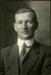 Black and white studio portrait of Philip Robert Going; Circa 1918; 04/071/057