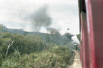 Photograph from excursion train, Opua line; Les Downey; 1985?; 14-4609