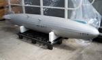 Model Airship [Zeppelin]; 2014.106