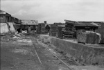 Photograph of Crum Brick & Tile Company sidings; Les Downey; 1972-1976; 14-2167