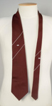 Uniform Necktie [ABC]; Tootal Fabrics (Netherlands, estab. 1972); 2004.597