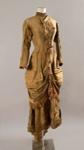 Dress [Wedding Dress]; Circa 1880; 1974.31