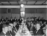 Wedding party; Unidentified; 1930s; 13-2054