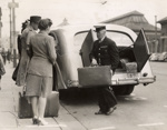 Airport Bus Commissionaire; Whites Aviation Limited; Feb 1947; 14-6360