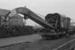 Photograph of rail crane 150; Les Downey; 1972-1976; 14-1220