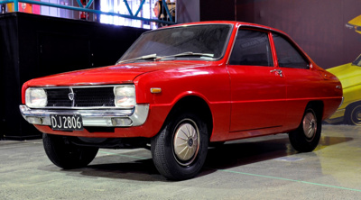 Automobile [Mazda R 100 Coupe]; Mazda Motors; 1970-1972; 1980.116.1