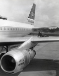 Air New Zealand promotional photograph; Unknown Photographer; 1966; 14-6107