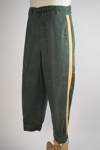 Baseball Uniform Trousers [NZRAF]; New Zealand. Royal New Zealand Air Force (New Zealand, estab. 1937); 2014.459.2