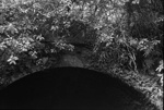 Photograph of tunnel near Swanson; Les Downey; 1972-1976; 14-2035