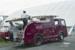 Photograph of Dennis F8 fire truck; Les Downey; 1985?; 14-4546