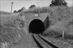 Photograph of Huarau tunnel portal; Les Downey; 1972-1976; 14-1017