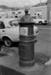 Photograph of cast-iron letter box; Les Downey; 1972-1976; 14-2145