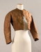 Skirt and Bodice; Circa 1850; 2011.560