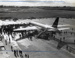 Air New Zealand DC8 at the opening of Mangere; Whites Aviation Limited; 24 Nov 1965; 14-6044
