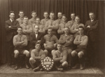 [A.C.T.C. Rugby Football Team]; T. H. Ashe; Talma Studio; 1927; 14-0895