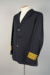 Uniform Jacket [Teal]; Hugh Wright Limited (New Zealand, estab. 1904); Tasman Empire Airways Limited (New Zealand, estab. 1940, closed 1965); 2016.165