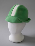 Uniform Hat [National Airways Corporation]; National Airways Corporation (New Zealand, estab. 1947, closed 1978), Arnold; 1970-1976; 2016.35.2