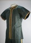 Baseball Uniform Shirt [RNZAF]; New Zealand. Royal New Zealand Air Force (New Zealand, estab. 1937); 2014.459.1