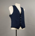 Uniform Waistcoat [Rail Guard]; A Levy Limited (New Zealand), New Zealand Railways; 2013.381.2