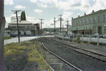 Photograph of approach to Kawakawa railway station; Les Downey; 1985?; 14-4279