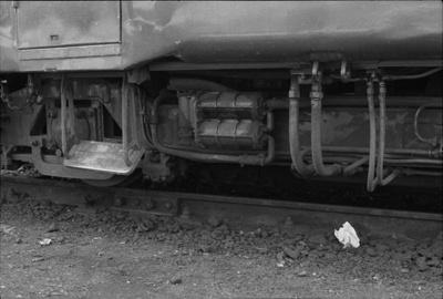 Photograph of railcar RM 31; Les Downey; 1972-1976; 14-2196