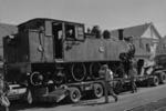 Photograph of locomotive WW 491; Les Downey; 1972-1976; 14-1102