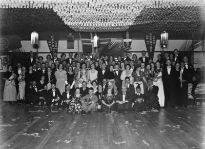 Akarana Yacht Club; Unidentified; 1934; 13-2188