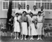 Members of a tennis club; Unidentified; 1930s; 13-2020