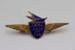 Badge [Teal Junior Jet Club]; Tasman Empire Airways Limited (New Zealand, estab. 1940, closed 1965); 2003.146.1