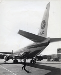 NAC Boeing 737; National Airways Corporation (New Zealand, estab. 1947, closed 1978); 1967; 14-5468