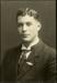 Black and white studio portrait of Henry Lovell White; Circa 1918; 04/071/015