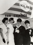 Airline Hostesses; Unknown Photographer; Unknown; 14-6297