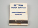 Matchbook [Bettany Motor Services]; Allenco Match; 2016.167.95