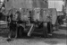 Photograph of remnants of D class four-wheeled carriage underframes; Les Downey; 1972; 14-1081