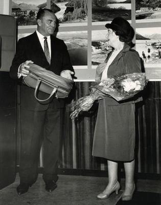 NAC's One Millionth Passenger; John Gray; Unknown; 14-6299