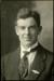 Black and white studio portrait of Robert Hector Gray; Circa 1918; 04/071/054
