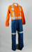 Uniform Overalls [Tranz Rail Workshop Staff]; New Zealand Rail, Hard Yakka; 1993-2003; 2014.419