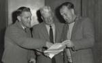 [Three unidentified men]; Unknown Photographer; Unknown; 14-0995