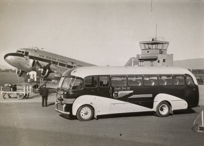 Airport Bus; Whites Aviation Limited; Unknown; 14-6354