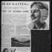 Scrapbook of Jean Batten letters and newspaper clippings; 1930s; 05/168/001